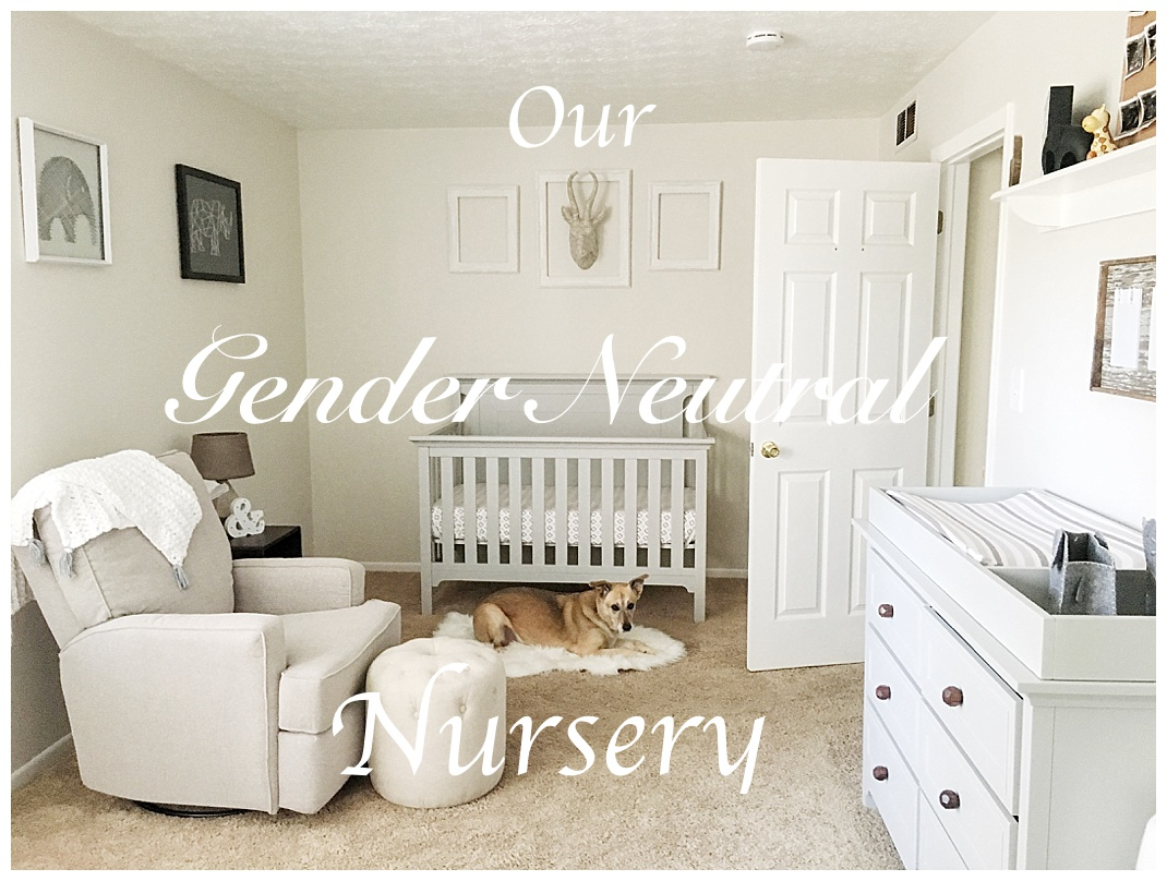 Our Gender Neutral Nursery