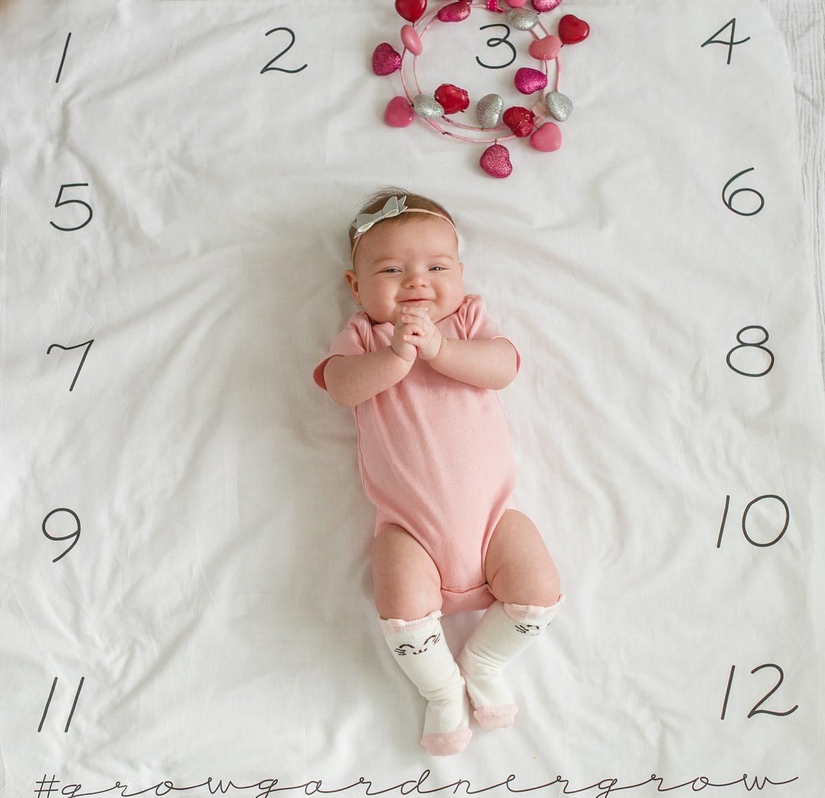 Little Miss Three Months